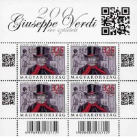 2013 Bicentenary of the Birth of Giuseppe Verdi